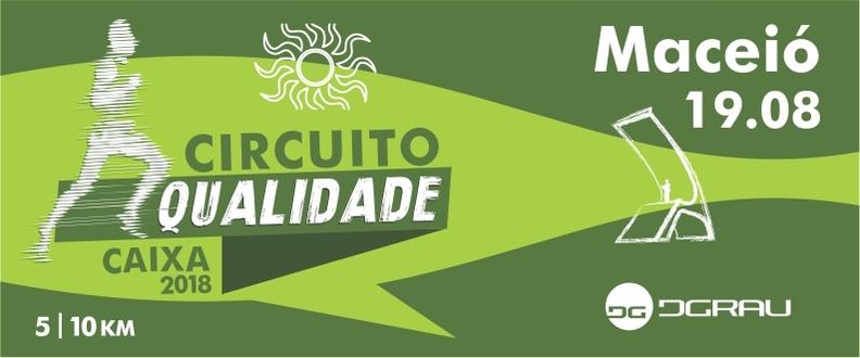 CIRCUITO QUALIDADE CAIXA - ETAPA MACEIÓ