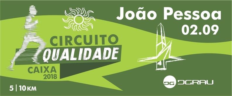 CIRCUITO QUALIDADE CAIXA - ETAPA JOÃO PESSOA
