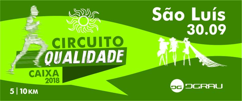 CIRCUITO QUALIDADE CAIXA - ETAPA SÃO LUÍS