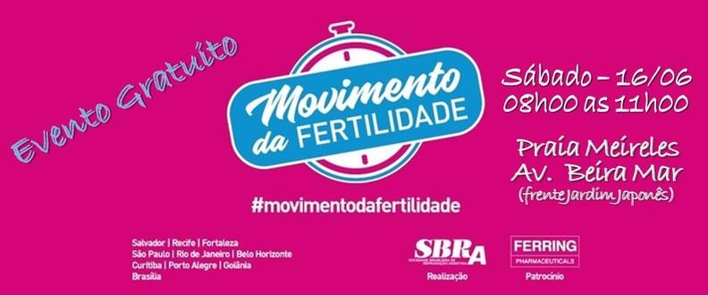 MOVIMENTO DA FERTILIDADE TREINAO FORTALEZA