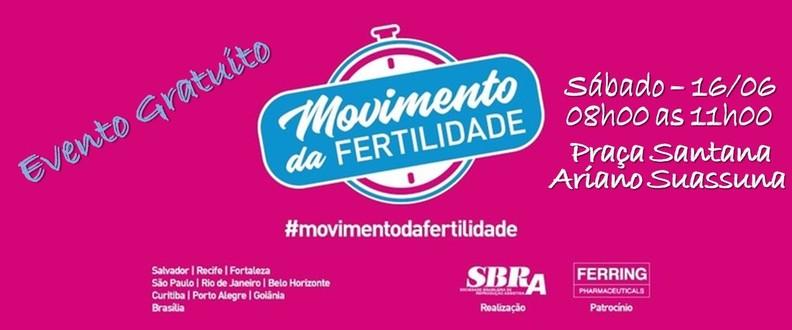 MOVIMENTO DA FERTILIDADE TREINAO RECIFE