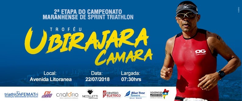 2ª ETAPA CAMP. MARANHENSE DE SPRINT TRIATHLON