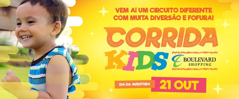 Corrida Kids Boulevard