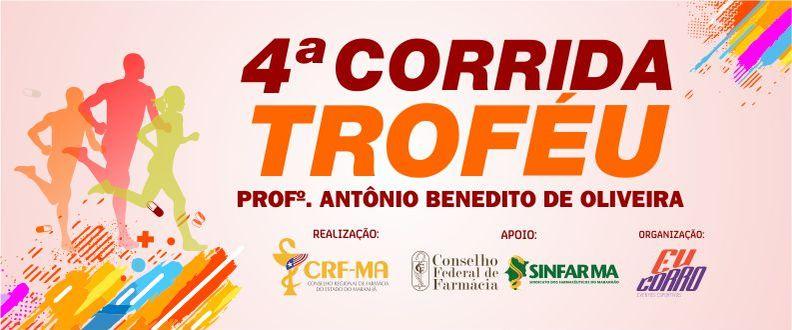 4ª Corrida Prof. Antônio Benedito