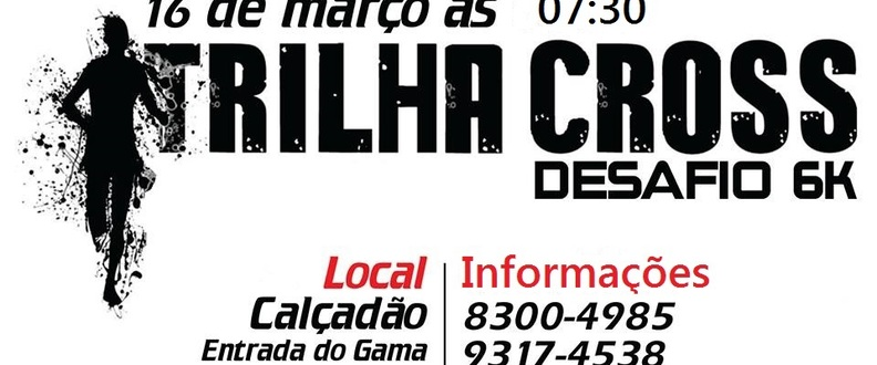 TRILHA CROSS