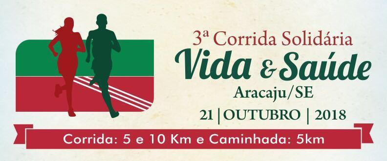 III CORRIDA SOLIDÁRIA VIDA E SAÚDE 2018