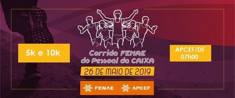 CORRIDA FENAE DO PESSOAL DA CAIXA 2019