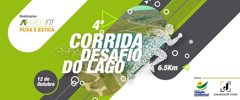 4º CORRIDA DESAFIO DO LAGO