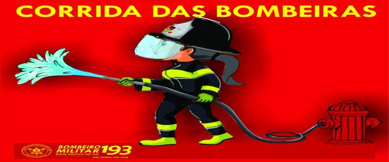 CORRIDA E CAMINHADA DAS BOMBEIRAS