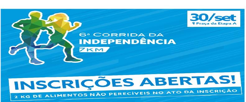 6ª Corrida da Independência