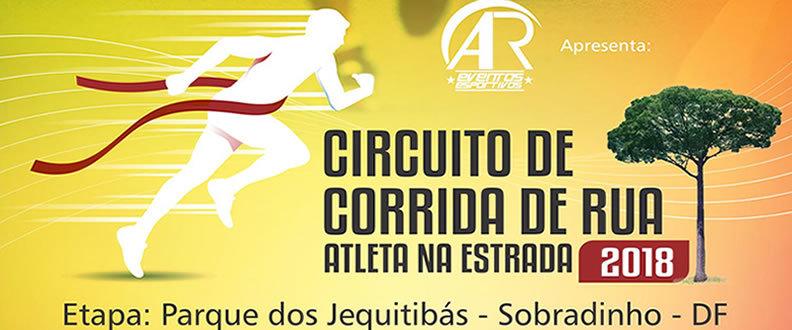 CIRCUITO DE CORRIDA ATLETA NA ESTRADA