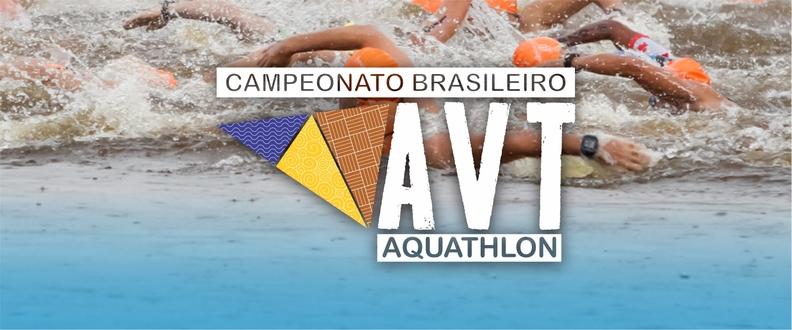 CAMPEONATO BRASILEIRO AVT AQUATHLON