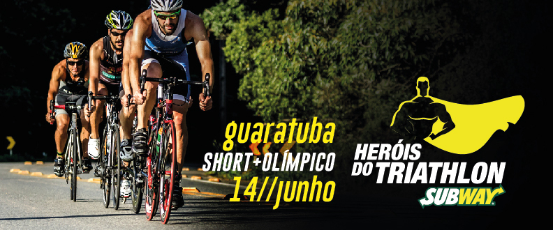 Heróis do Triathlon SUBWAY® 2015 - Etapa 2