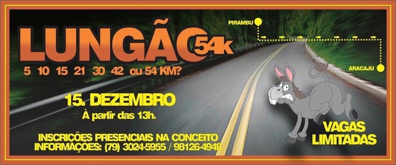 LUNGÃO 2018 - 54KM