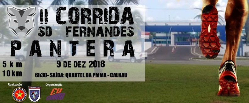 II CORRIDA SD FERNANDES PANTERA