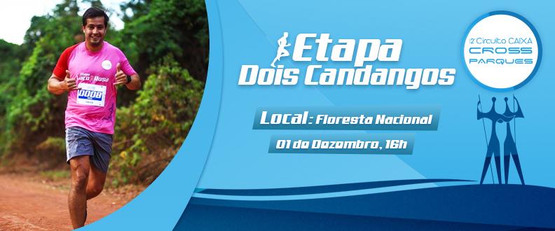 Circuito CAIXA Cross Parques- Etapa Dois Candangos