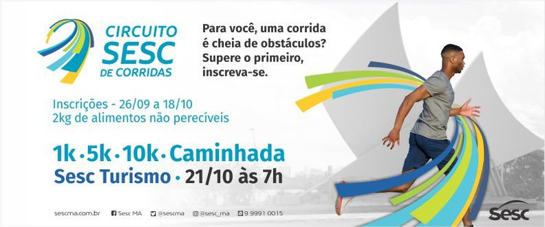 Circuito Sesc de Corrida - etapa São Luís