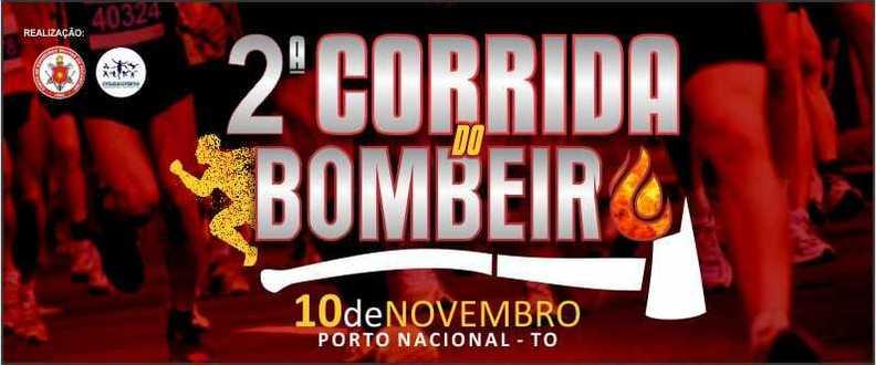2 Corrida do Bombeiro de Porto Nacional-to