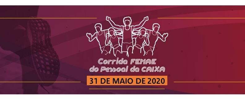 CORRIDA FENAE DO PESSOAL DA CAIXA 2020