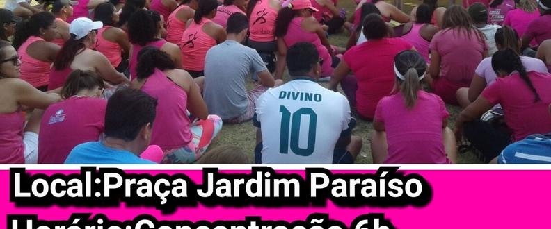 III CORRIDÃO PELA VIDA OUTUBRO ROSA