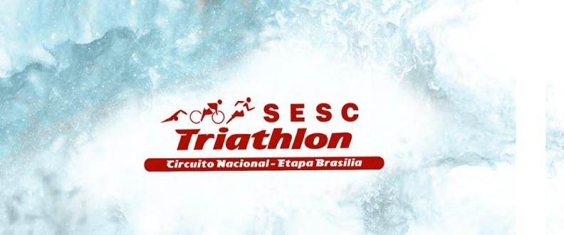 Sesc Triathlon Circuito Nacional - Etapa Brasília