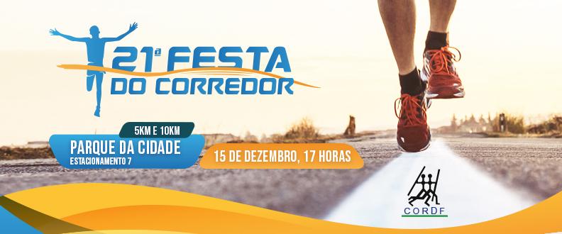21ª FESTA DO CORREDOR