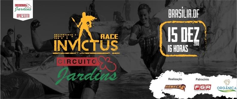 CIRCUITO JARDINS INVICTUS RACE 2018