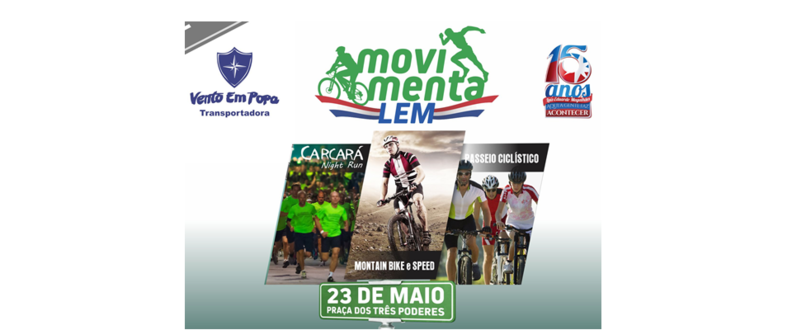 Movimentalem - Corrida Noturna/Speed/Mountain Bike