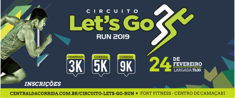 Circuito Lets's Go Run