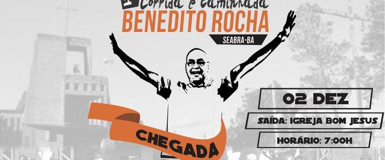 Corrida e Caminhada Benedito Rocha