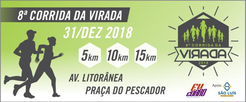 8ª CORRIDA DA VIRADA