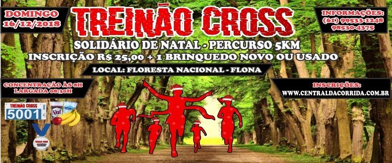 Treinão Cross Solidário de Natal