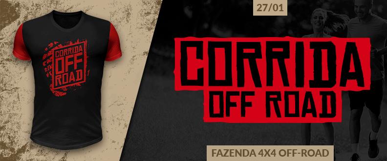 CORRIDA OFF ROAD