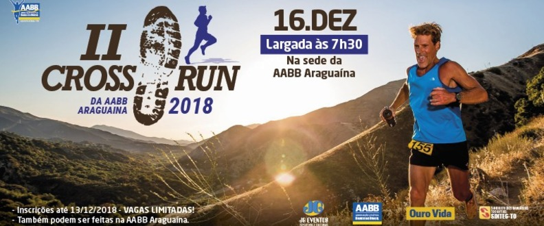 II CROSS RUN DA AABB ARAGUAÍNA