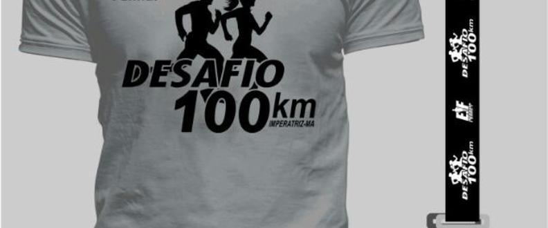 DESAFIO ONLINE  100 KM - IMPERATRIZ - MA