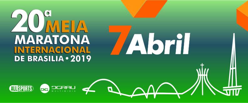 20ª Meia Maratona Internacional de Brasília