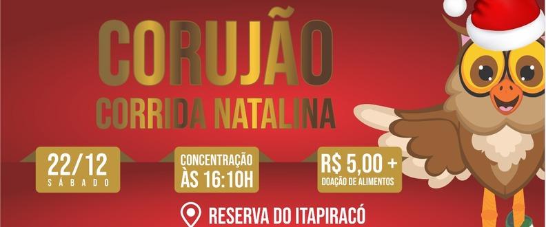 CORUJÃO CORRIDA NATALINO