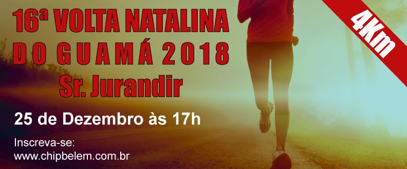 16ª VOLTA NATALINA DO GUAMÁ