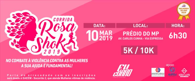 CORRIDA ROSA SHOK 2019