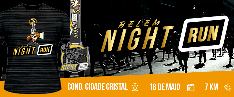 BELÉM NIGHT RUN 2019