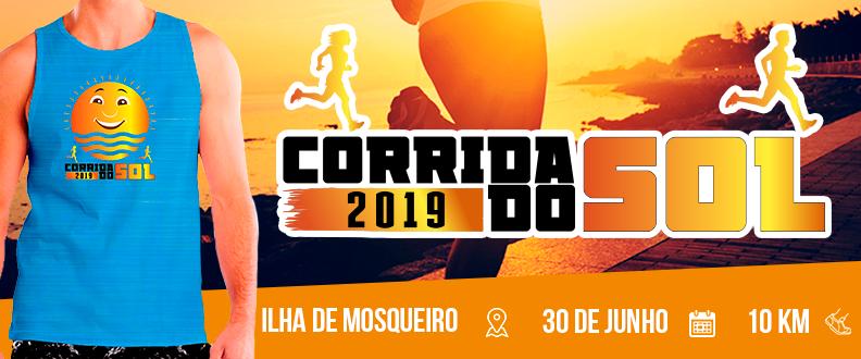 CORRIDA DO SOL 2019