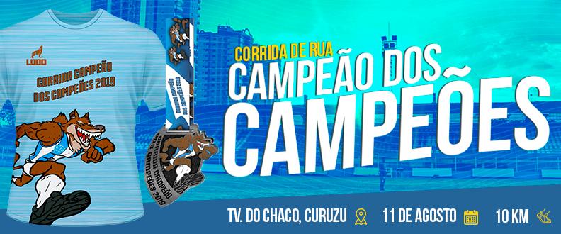 CORRIDA CAMPEÃO DOS CAMPEÕES 2019