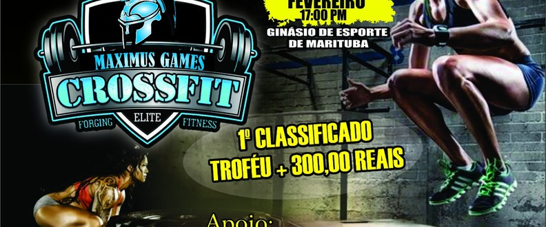MAXIMUS CROSSFIT GAMES