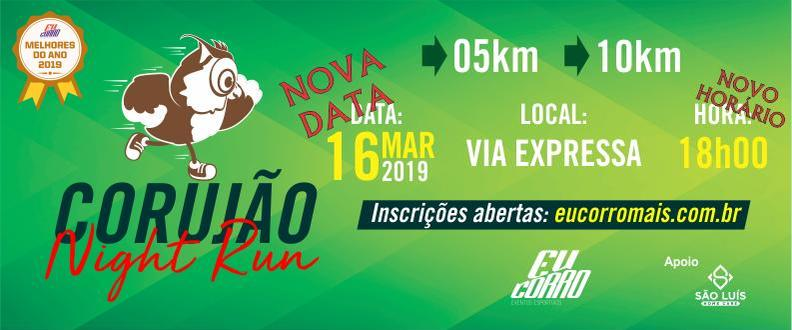 CORUJÃO NIGHT RUN