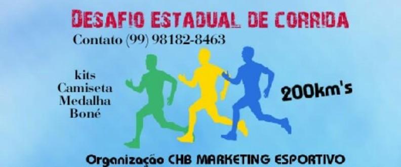 DESAFIO ESTADUAL DE CORRIDA 200K