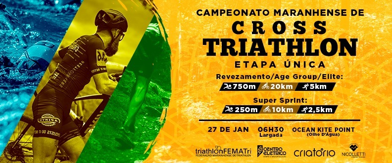 Campeonato Maranhense de Cross Triathlon