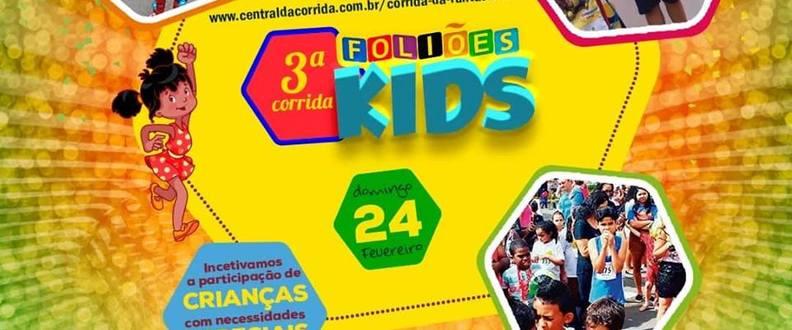 CORRIDA FANTASIA KIDS