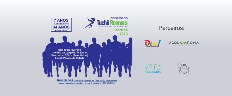 Corrida de aniversário da Tuchê Runners 2019