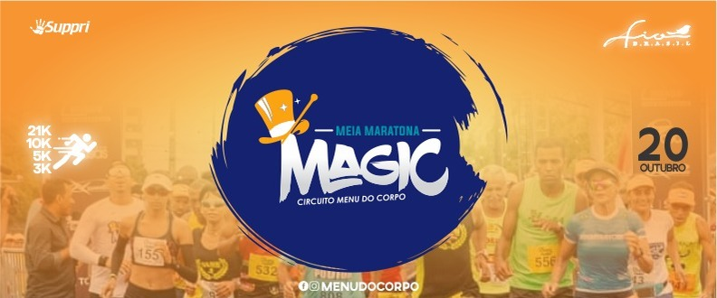 MEIA MARATONA MAGIC FARMÁCIA BRITO