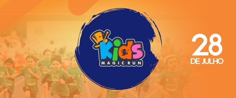 CORRIDA KIDS MAGIC